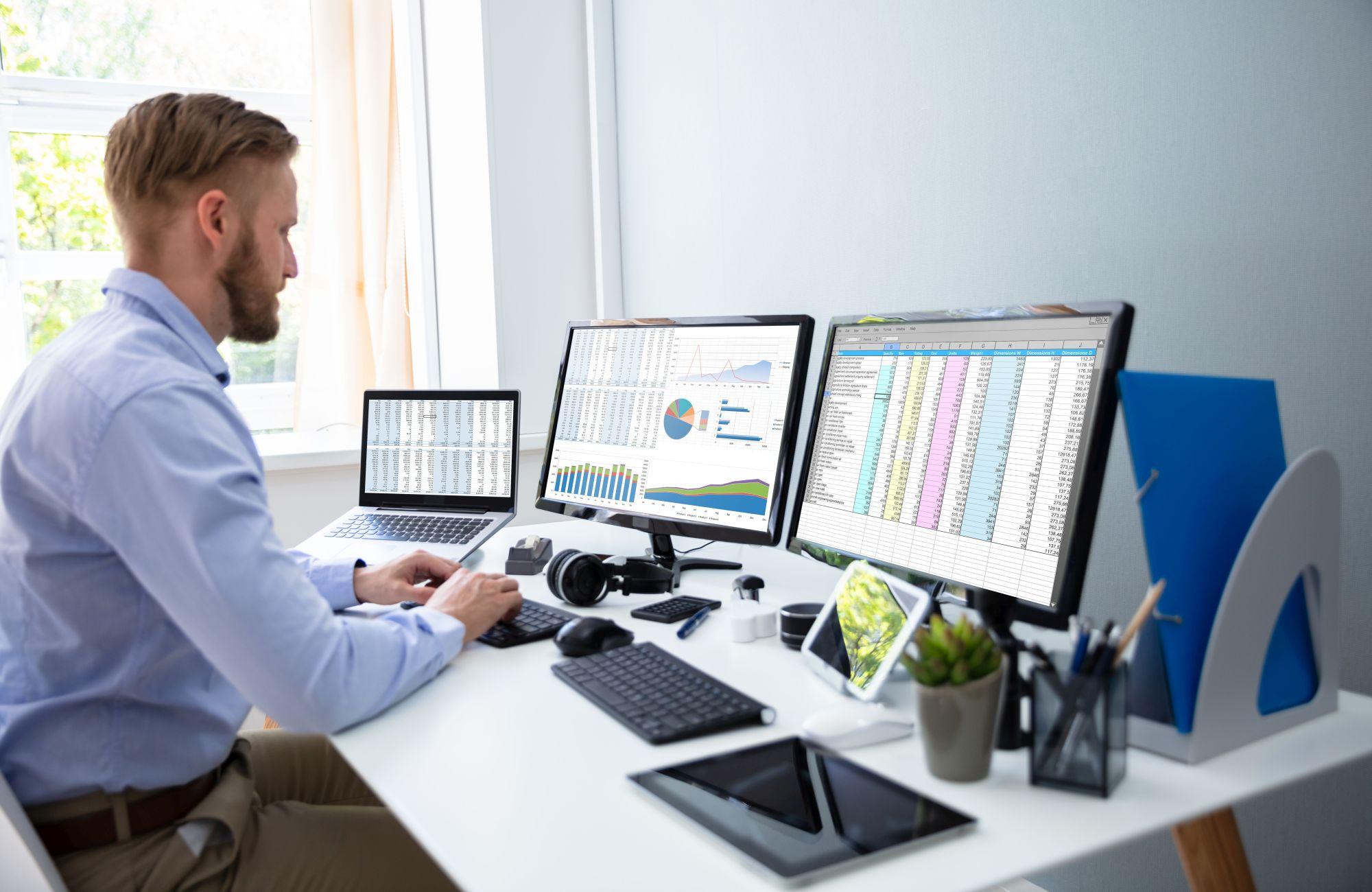 Werk efficiënt met data